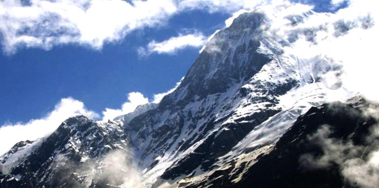 Kafini Glacier