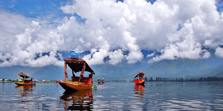 Shikara Boatride