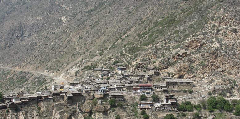 Malari Village