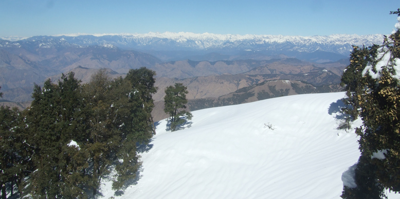 Nagtibba Winter Trek