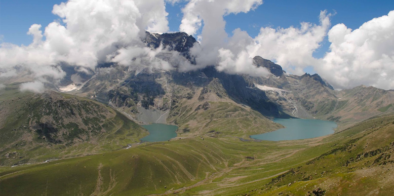 Kashmir Lake Trek