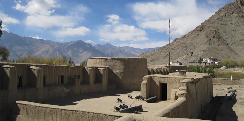 zorawar-fort