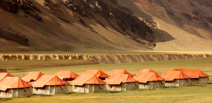 Camp Sarchu