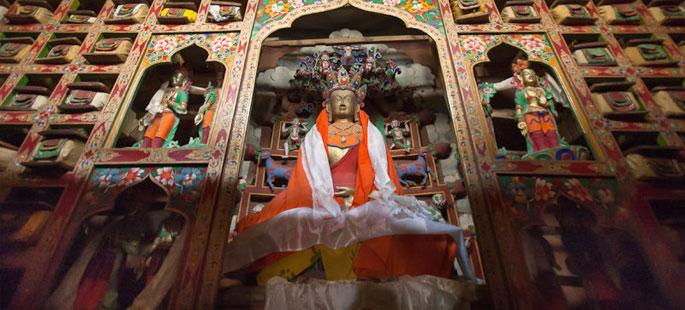 Sani-Monastery