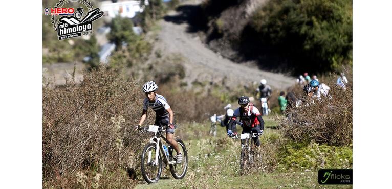Cycling in Himalayas