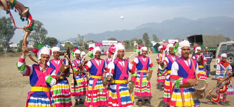 Kumaon Dance