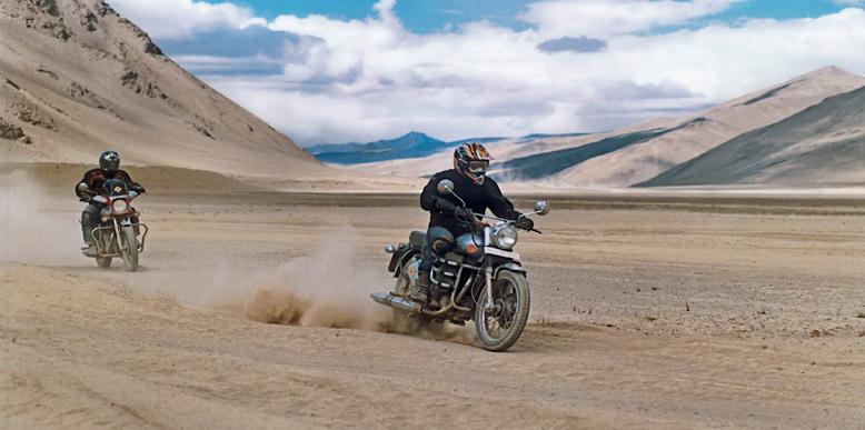 Motorbike Safari