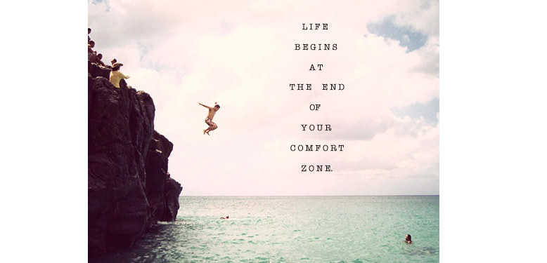 Jumping-off-cliff.-Life-begins-at-the-end-of-your-comfort-zone-quote