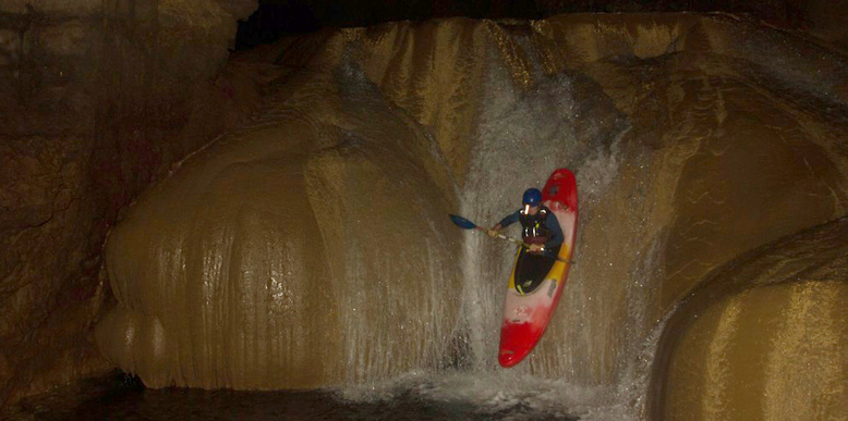 River-Caving-at-Krem-Chympe