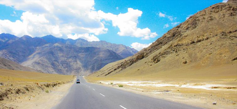 Leh-Srinagar-Highway