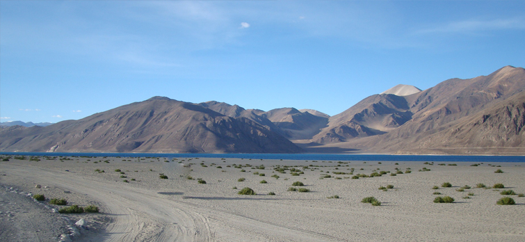 Leh and the Lakes