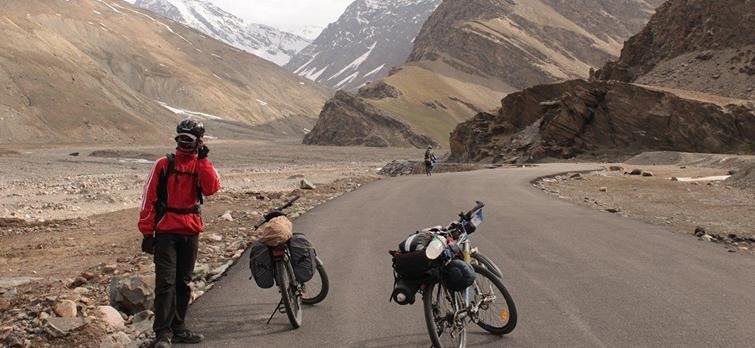 Zanskar-Cycling