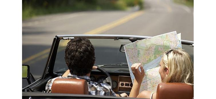 Map of Destination