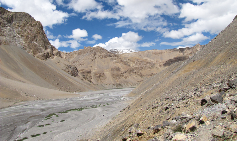 Trek to Tsomoriri Spiti Valley