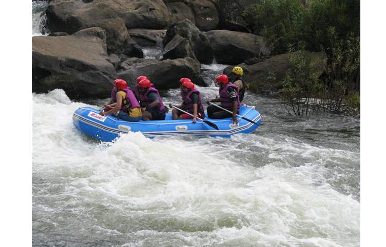 Barapole Coorg Rafting