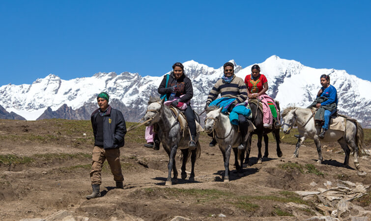 Horse Riding in Ladakh