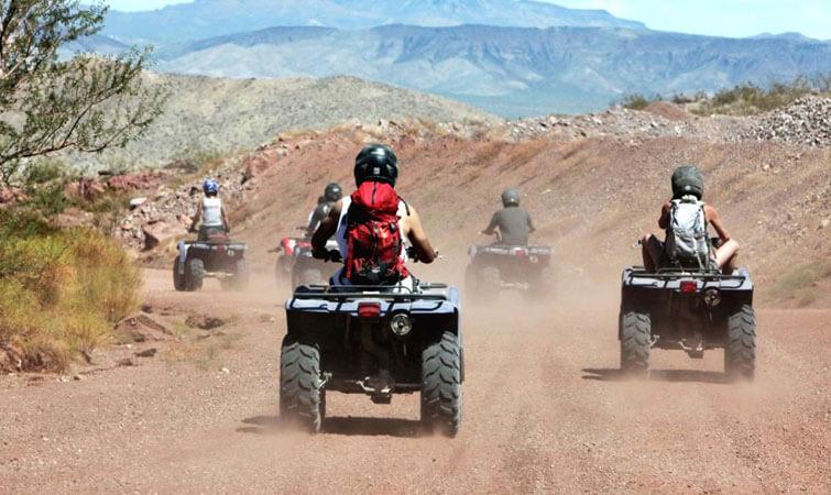 ATV Tourism in India