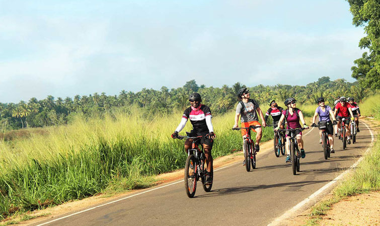 Cycling Tourism in India