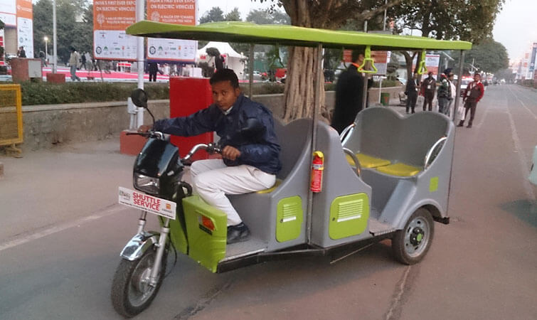 Light Electric Vehicle Tours