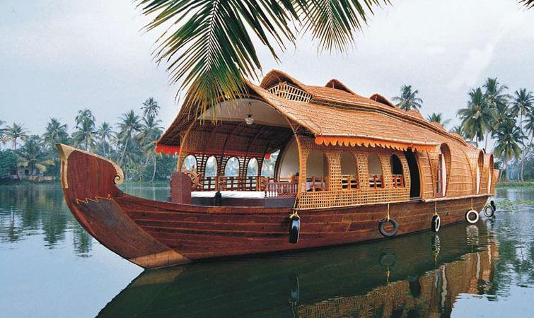 River Cruising in India