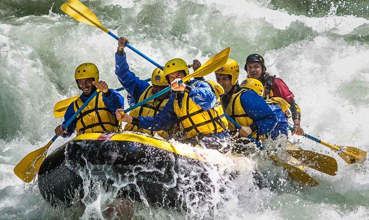 River Rafting India