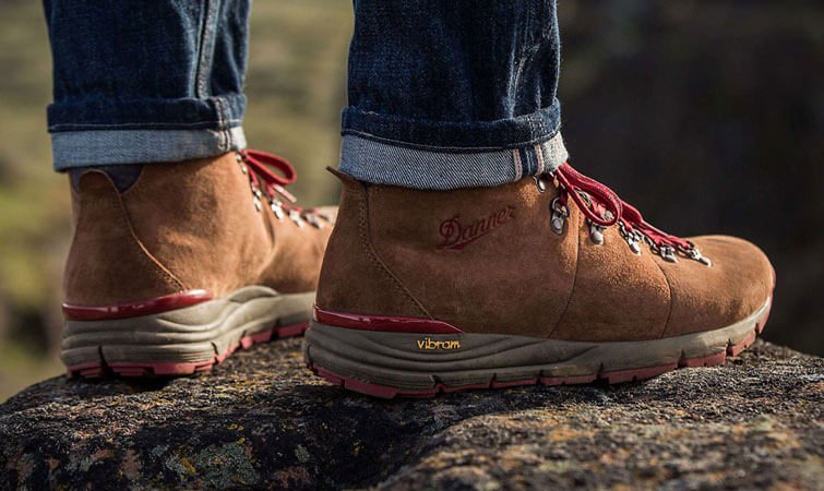 Get the Right Shoe for Trekking