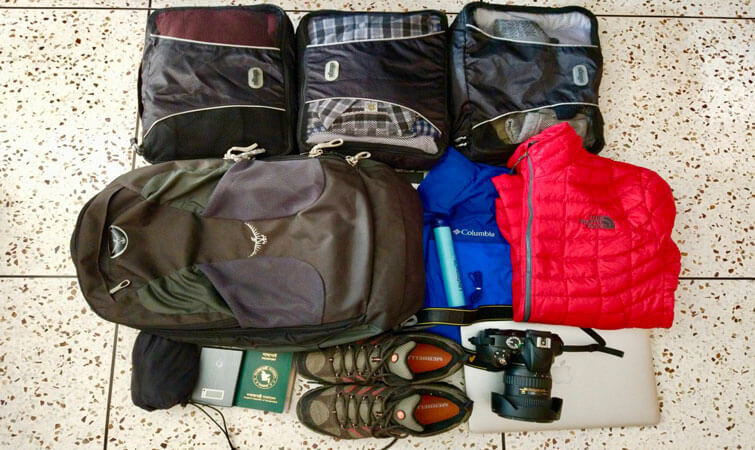Items to Carry while Trekking