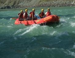 Alaknanda River Rafting