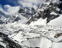 Bagini Glacier Trek