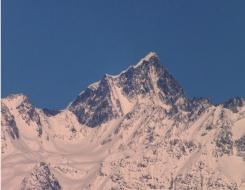 Black Peak Climbing