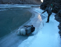 Chadar Expedition