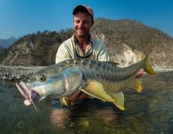 Golden Mahseer Tour