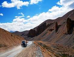 Leh - Manali Jeep Safari