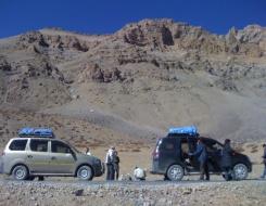 Manali to Leh Jeep Safari