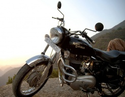 Motor Biking in Garhwal
