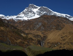 Mount Baljuri Peak Climbing