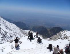 Mt Deo Tibba Trek