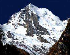 Mt. Bhanoti Peak Climbing