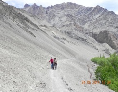 Nubra Valley Trekking
