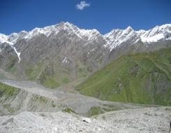 Seven Sisters Peak Climbing