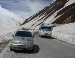 Shimla - Spiti - Leh Jeep Safari