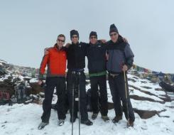 Stok Kangri Peak Climbing