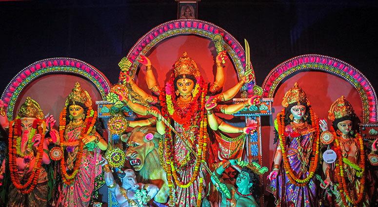 Cultural Tourism- Durga Puja, West Bengal