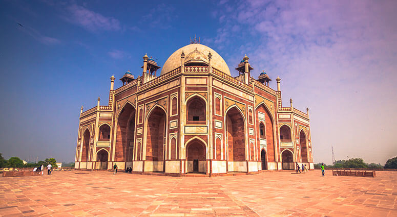 Historical Sites- Humayun Tomb
