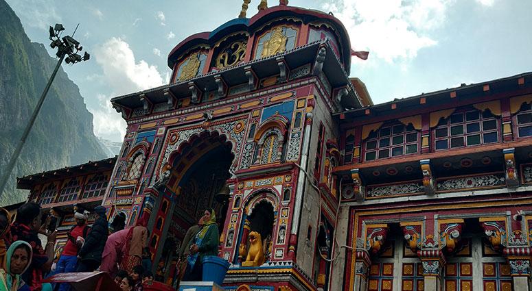 Pilgrimage Badrinath Temple