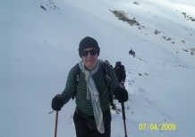 Snow Trek in Himalayas