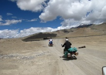 Motor Bike Expedition