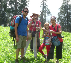 Family Adventure Trips India