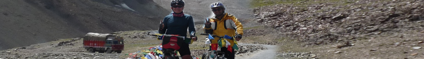 Cycling Trips India