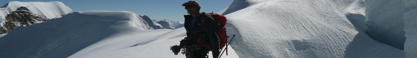 Peak Climbing in India
